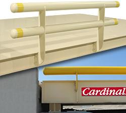 Cardinal Scale Truck Scale Guide Rails