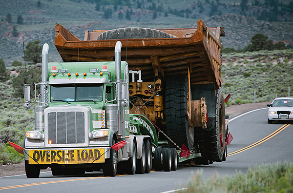 Safer roads and safer transportation are beneficial for shipping companies, their customers, and those sharing the roadways with larger trucks that transport these commodities.