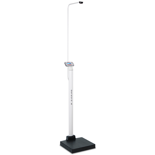 apex Digital Scales with Sonar Height Rods